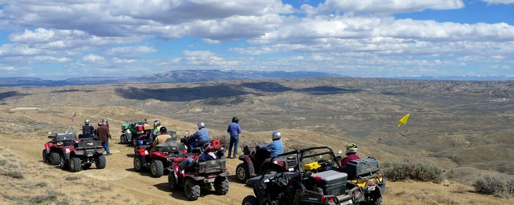 About the Treasure State ATV Association