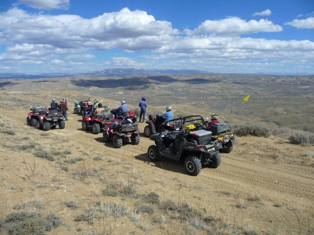 ATV Rides Include Incredible Vistas