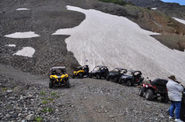 Sunlight Basin ATV Rocky Road