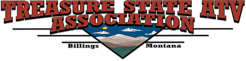 Treasure State ATV Association Billings Montana Logo