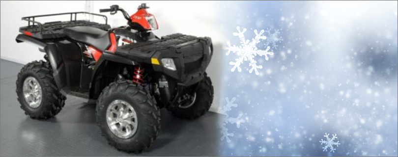 Winterizing Your ATV